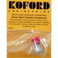 Серебрянная теплопроводящая паста KOFORD для щеточного узла мотора