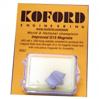 KOFORD Магниты для статора С-Can Koford G15 Magnets .500, пара - M601