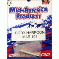 MID AMERICA Инструмент для проделывания отверстий под булавки в кузовах - #MAR104