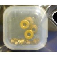 "MID AMERICA 3/32"" (2.36 мм) буксы в шасси Production регулируемые, пара - #MID557"