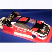OLEG Крашенный Кузов Production 1/24 Audi RS5 DTM, Lexan толщиной 0.175 мм - #0121G