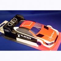 OLEG Крашенный Кузов Production 1/24 Audi RS5 DTM, Lexan толщиной 0.175 мм - #0121H
