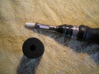 Алмазная шарошка для шин под диски Ø10 мм для бормашины - KZA016