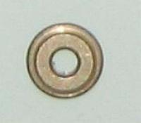Подшипник скольжения 2 х 5 мм из порошковой бронзы - PSL2015