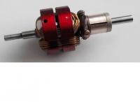 "Ротор VALIKO 19/24- S-arm (ceramic, slotted blue), диаметр .485"", длина пакета .300"", угол опережния 28º, вал 1.5 мм"