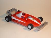 Кузов Formula 1/24 Ferrari 312, ПВХ толщиной 0.25 мм - #6501-P
