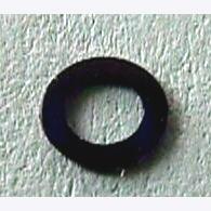 """Шайбы на ось 3/32"""" (2.36 мм), шириной 0.4 мм (.016""""), полимерные, 10 шт.   - #S7-111"""
