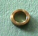 "ШАЙБА SLICK 7 БРОНЗОВАЯ НА ОСЬ 2 мм, .030"" (0.8 мм), 6 шт. - #S7-283"
