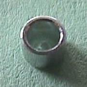 """Проставки на ось 3/32"""" (2.36 мм), шириной 2.54 мм (0.1""""), алюминиевые, 4 шт. - #S7-284"""