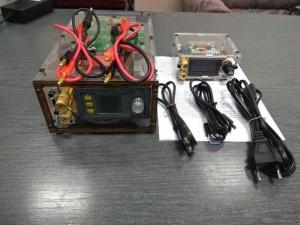 DUBICK Блок питания 0-15В, 17А. Входное напряжение 110В или 220В. Вес 750 гр. Размеры 122 х 70 х 208 мм