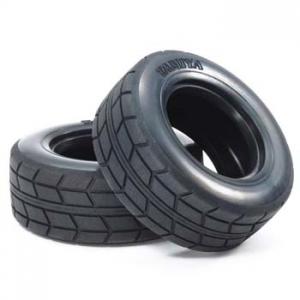 "TAMIYA Комплект шин ""On road truck tires"", 2 шт. - #51589"