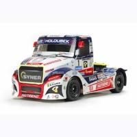 "TAMIYA Модель RC грузовик 1/14 ""Buggyra racing Fat Fox (TT-01 type E)"" - #58661"