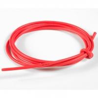 Провод силиконовый 16Ga (сечение 1,31 мм²), красный 1 м (3 ft) - #TQ1634