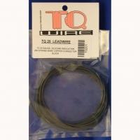 Провод силиконовый 20Ga (сечение 0,52 мм²), черный, 3 м (10 ft)