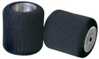 "Колеса задние TUNA на ось 3/32"", шириной 20 мм, на дюралевых дисках Ø12 мм, пара - #71020"