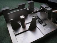 Стенд для проверки точности осей, шестереней на валу двигателя - KZA009