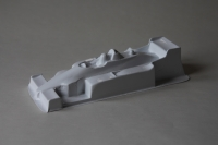 NeAn Кузов Formula 1/24 Chaparral 2K Cosworth (Indycar), ПВХ толщиной 0.4 мм - #6550-P