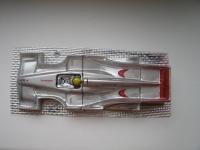 Кузов Formula 1/32 Red Bull, Lexan толщиной 0.125 мм
