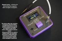 DenVel electonics Тестер для магнитов, с внешним датчиком - #MT v2