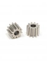 JK Шестерня на электродвигатель 64 pitch (0,4 модуль) 10 зубов, нержавеющая сталь, под напрессовку на вал, 1 шт. (JK440010) - #P610