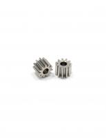 JK Шестерня на электродвигатель 64 pitch (0,4 модуль) 11 зубов, нержавеющая сталь, под напрессовку на вал, 1 шт. (JK440011) - #P611