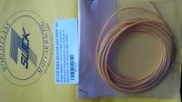 Провод силиконовый 20Ga (сечение 0,52 мм²), желтый, 3 м (10 ft) - #S7-212