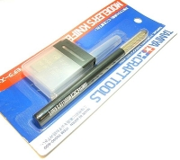 Модельный нож с лезвиями среднего размера. В комплекте 25 дополнительных лезвий - #74040