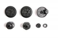 """TAMIYA Набор деталей для RC-моделей """"TT-01 G parts"""" - #51004"""